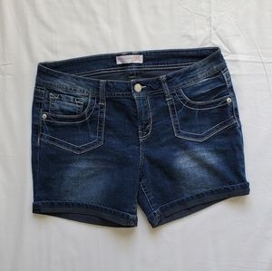 No boundaries Juniors Jean Shorts